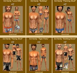 Нижнее белье, пижамы, купальники - Страница 5 Image432