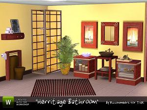 Ванные комнаты (деревенский стиль) - Страница 2 Image468