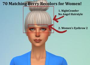 Женские прически (короткие волосы) - Страница 3 Image59