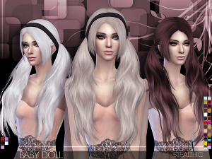 Женские прически (длинные волосы) - Страница 6 Image_10