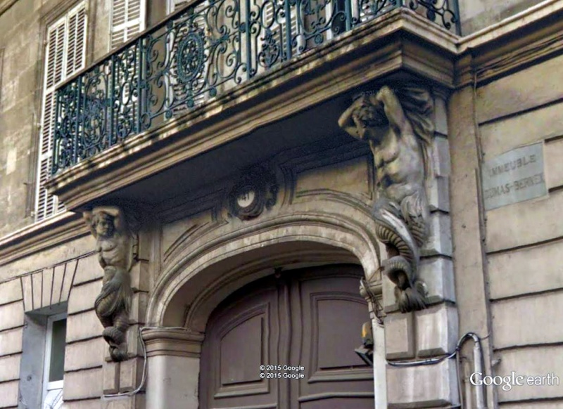 ARCHITECTURE : cariatides et atlantes - Page 2 41_rue10