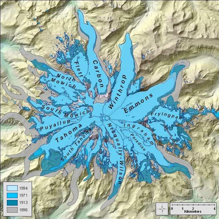 L'arc volcanique des Cascades (sujet participatif) Hydro10