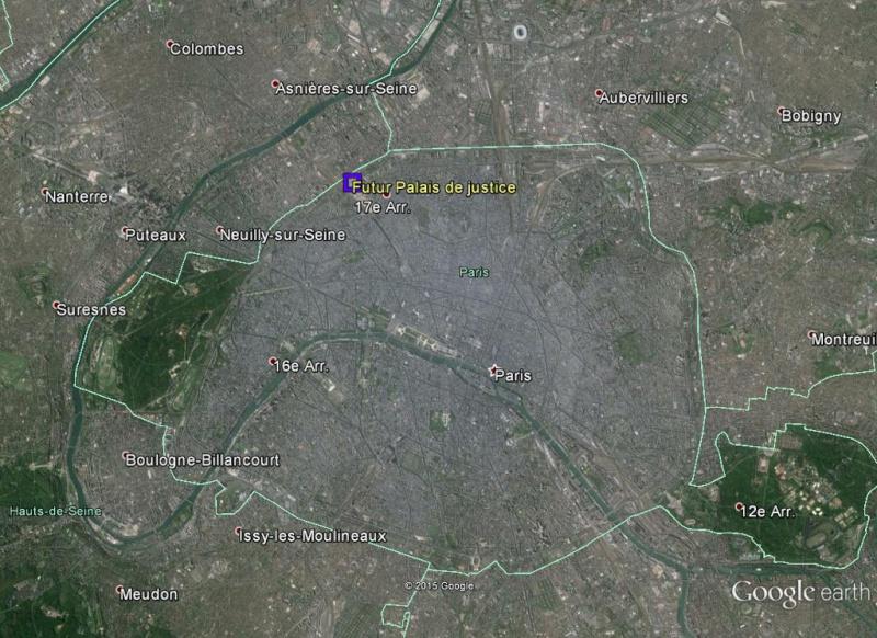 [Bientôt visible sur Google-Earth] Futur Palais de Justice - Paris Palais10