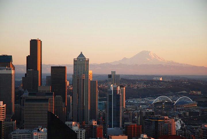 L'arc volcanique des Cascades (sujet participatif) Seatle10