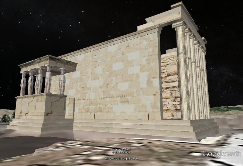 ARCHITECTURE : cariatides et atlantes Yyrech10