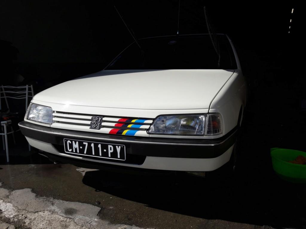 [GL + Husky-28] Peugeot 405 GL et Husky et autre discussion - Page 22 10121710