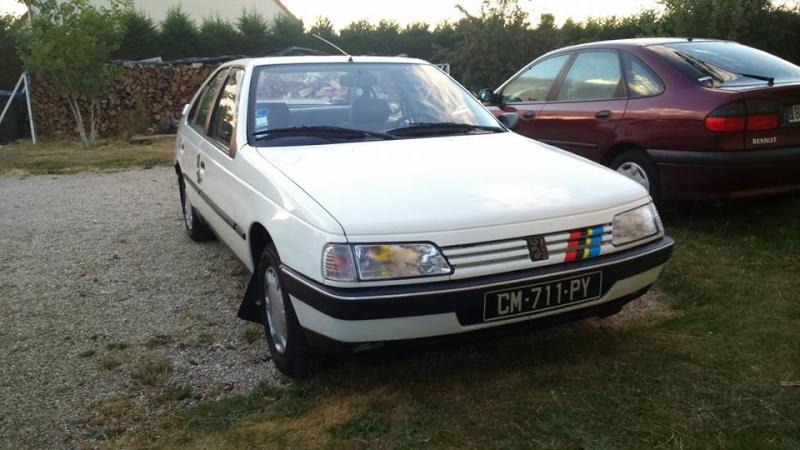 [GL + Husky-28] Peugeot 405 GL et Husky et autre discussion - Page 20 11811410