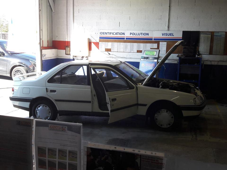 [GL + Husky-28] Peugeot 405 GL et Husky et autre discussion - Page 22 Img_2816