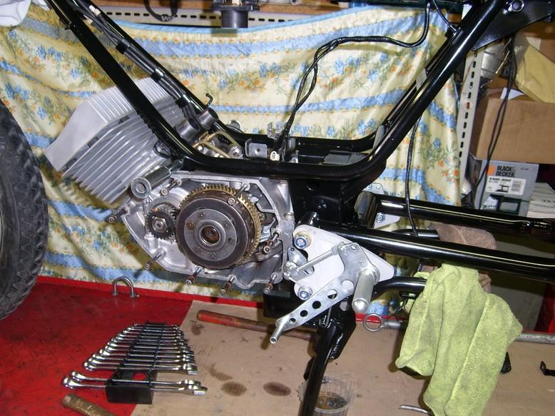 Coupe Tôle Motobecane Sl270812