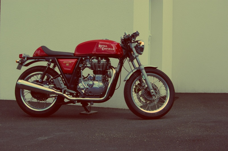 Enfield GT d'occase Aqz_1610