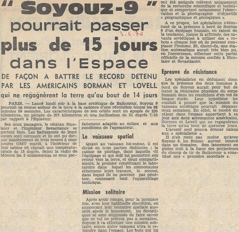 1er juin 1970 - Soyouz 9 70060310