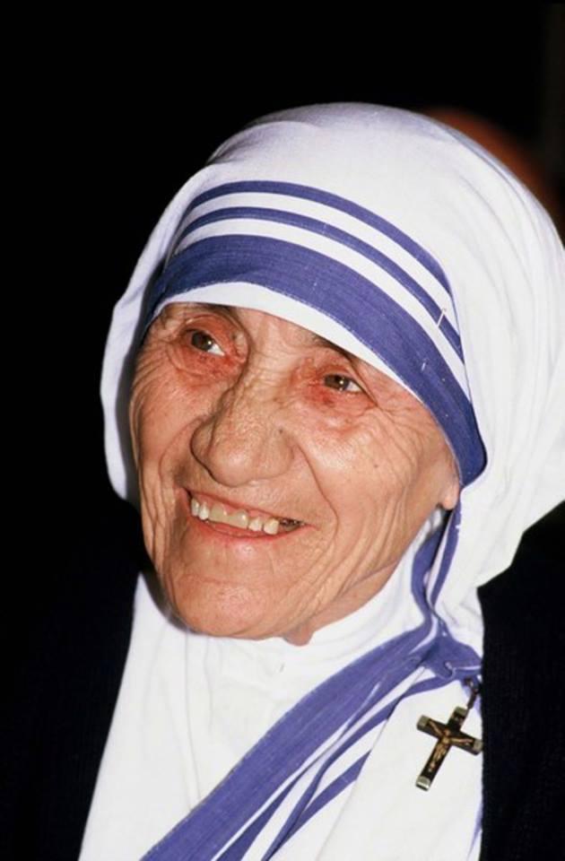 Mère Téresa et l'amour de Jésus Myre_t10