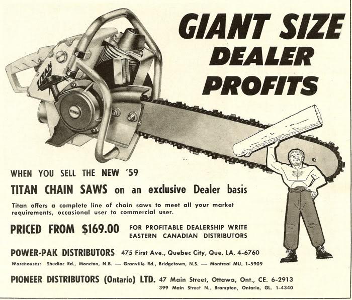 titan chainsaws Titan11