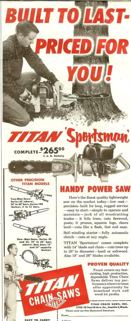 titan chainsaws Titans10