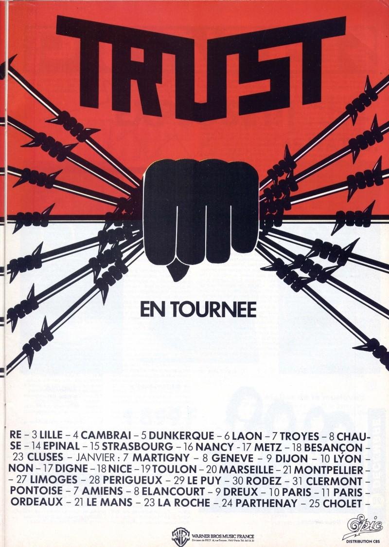 Trust devait repasser à Roanne en 1984 !! Trust_16