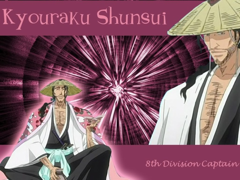 LES FAN DE BLEACH =D Shunsu11