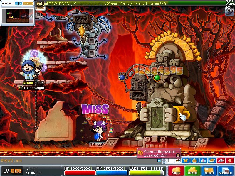 4th hacker BY NAKAZATO! AGAIN :D Maple012