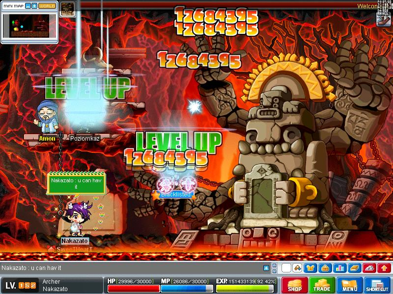 4th hacker BY NAKAZATO! AGAIN :D Maple013