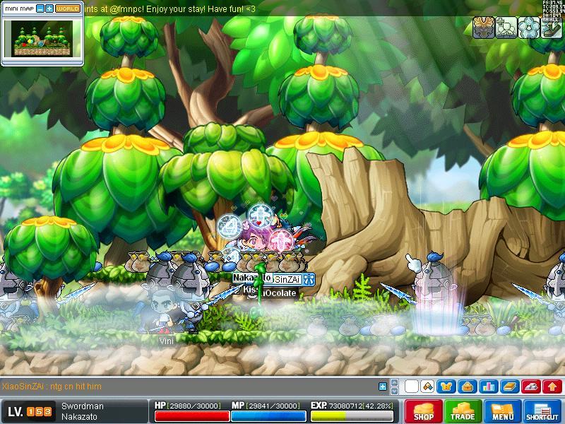 3rd hacker got by Nakazato! :D Maple016