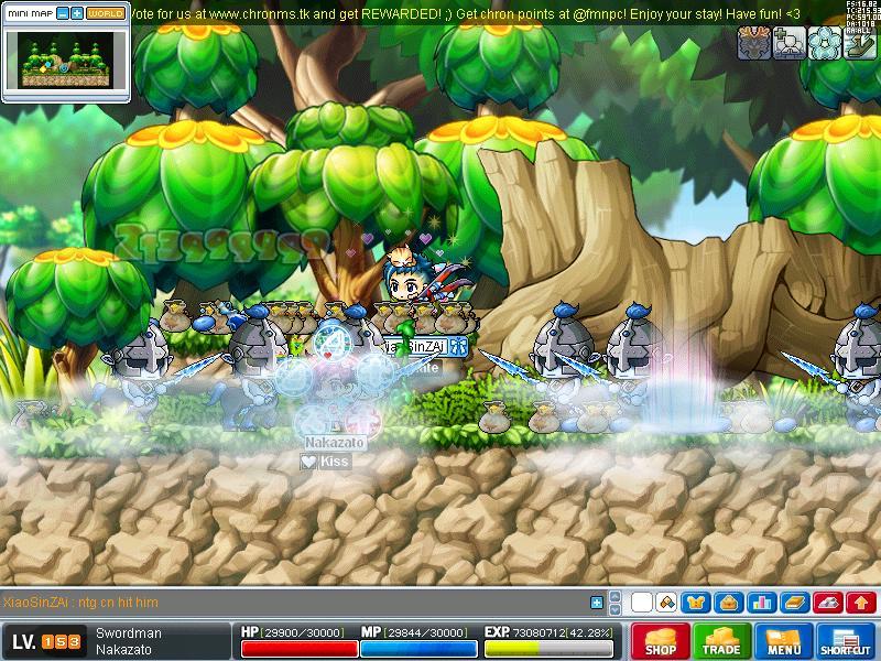 3rd hacker got by Nakazato! :D Maple018