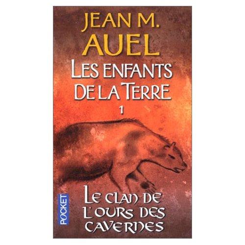 [Auel, Jean M.] Les Enfants de la Terre - Série (5 Tomes) Ours10
