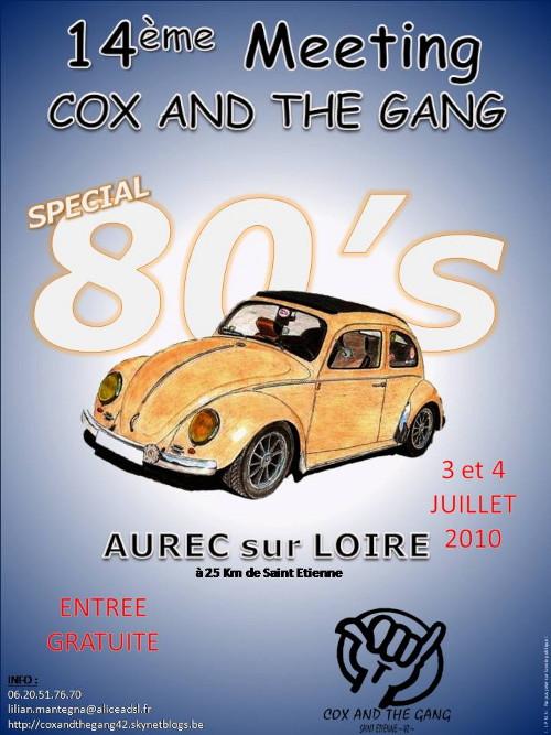 Aurec sur loire 14eme meeting du cox and the gang 3-4/7/2010 Dyn00910