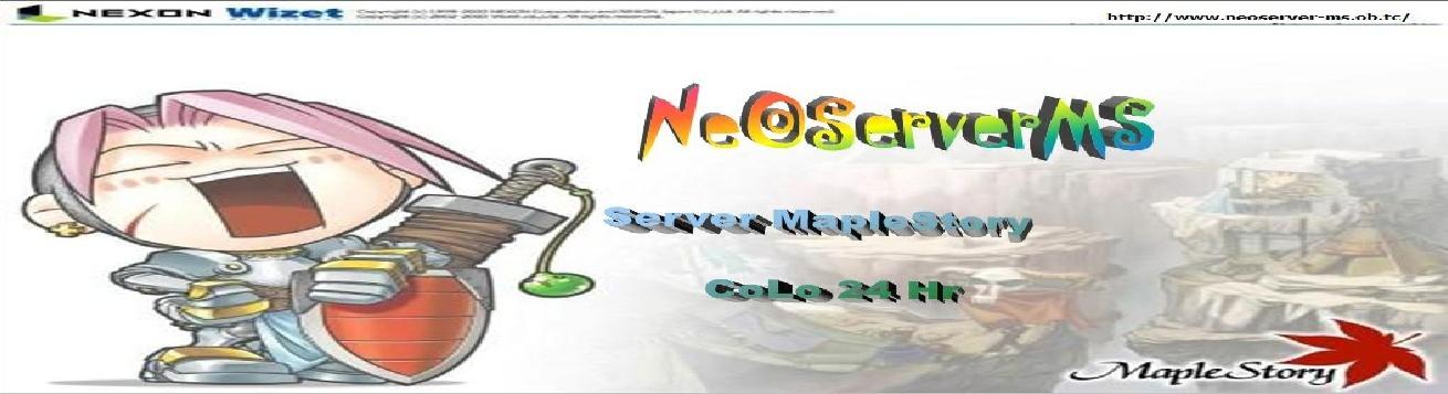 NeOServerMS l MapleStory