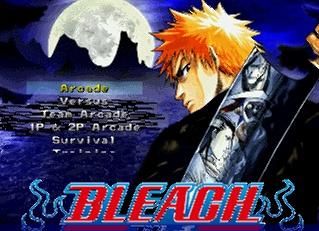 Screenpacks Bleach10