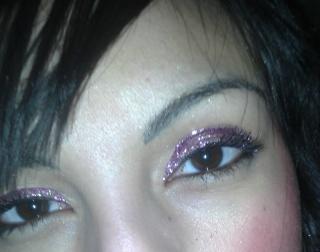 Eye Liner Glitter secondo voi? 19122015