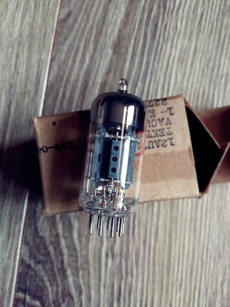 Vacuum Tube, 12au7, 12ax7, 6dj8 20150718