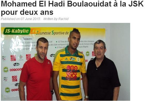 Mohamed El Hadi BOULAOUIDAT 20150612