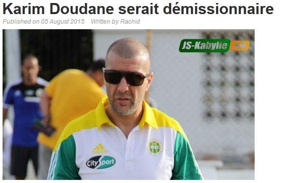 Karim DOUDANE (ex-Manager Général) 20150816