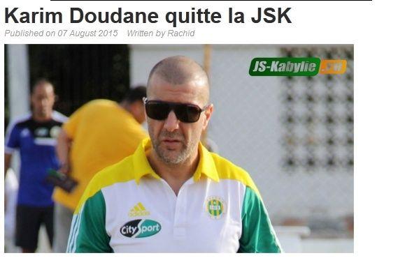 Karim DOUDANE (ex-Manager Général) 20150818