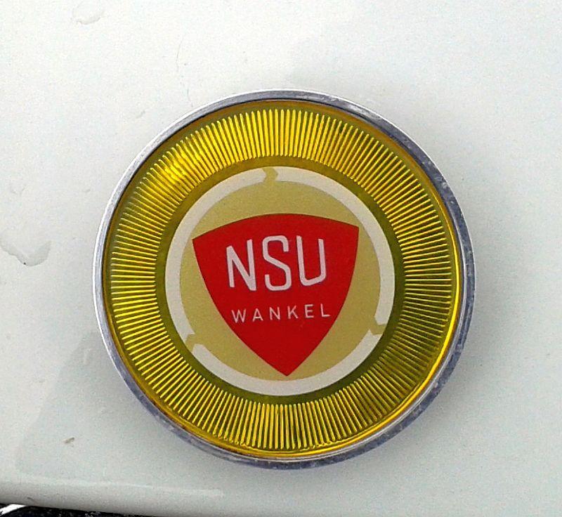 NSU Wankel Spider - zufällig gesichtet Spider14