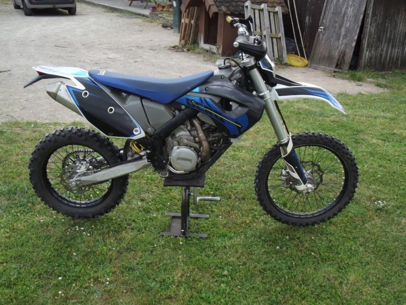 Husaberg 450 fe 2009 Dscf3111