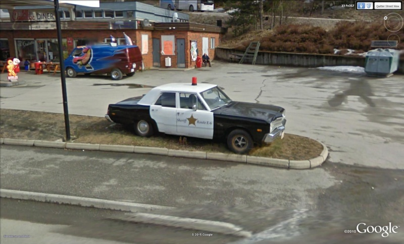 STREET VIEW : véhicules de police du monde - Page 9 Police10