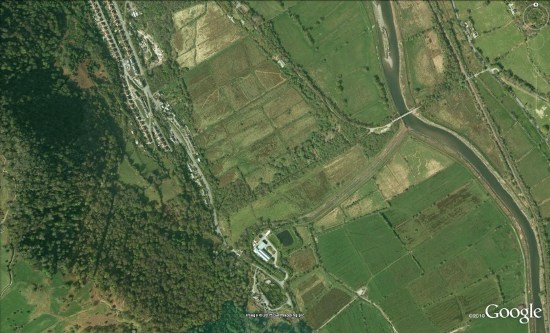 [Désormais visible sur google earth] Snowdonia Conwy, Galles UK Snow10