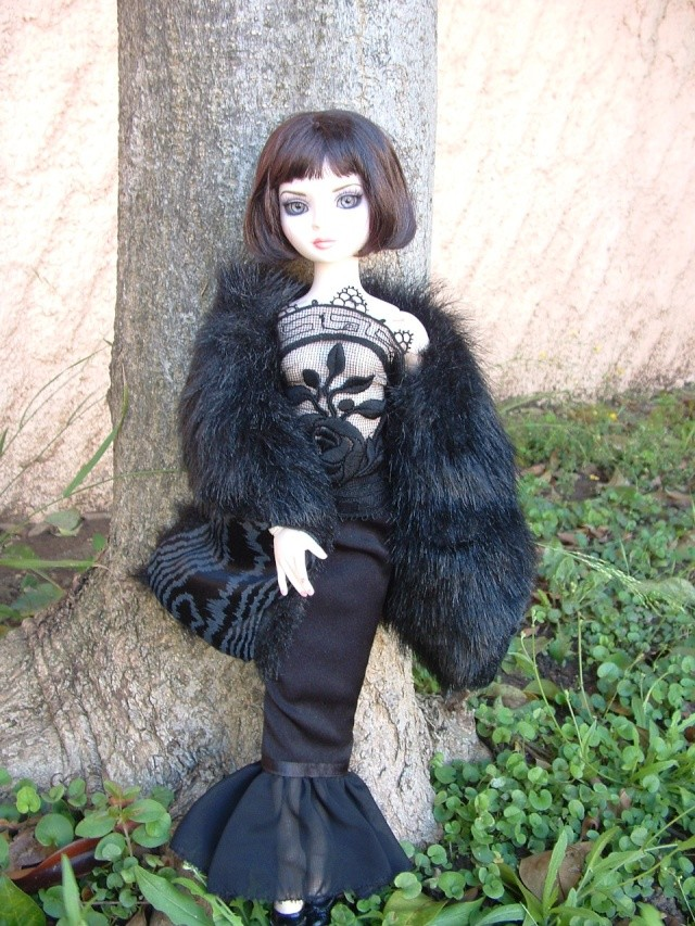Mon Ello en résine a trouvé son personnage. Transformation P 2 Dscf0025