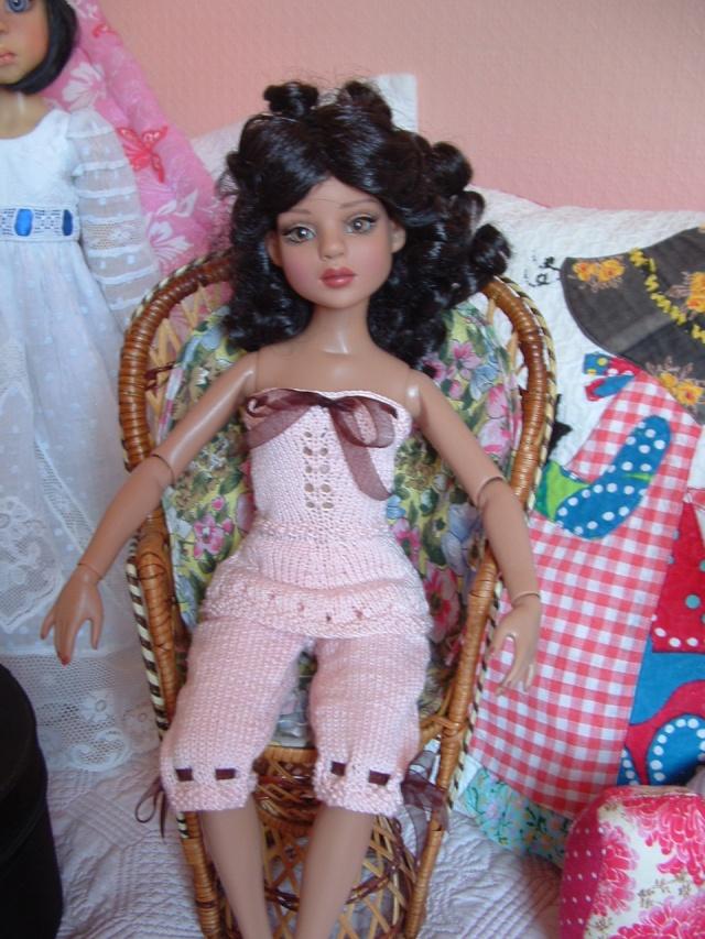 Swany (Lizette ) dans son boudoir Dscf0034