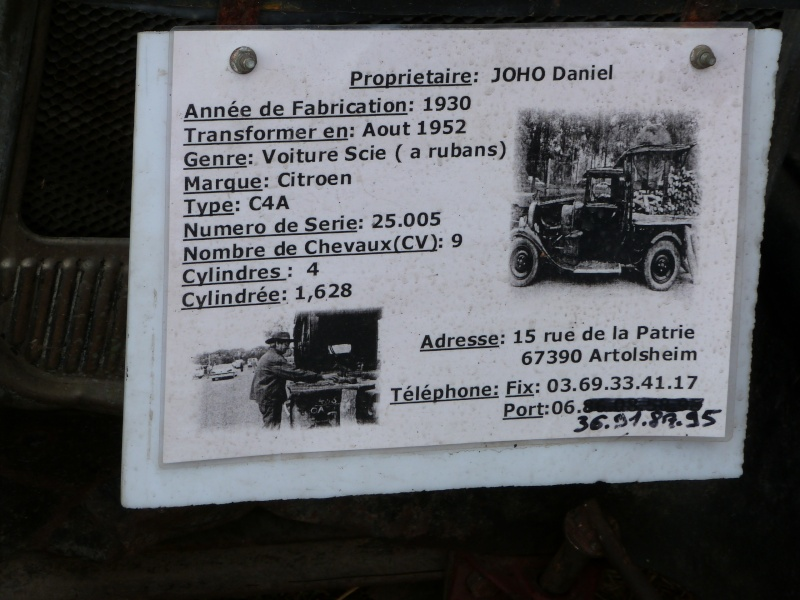 Auto Rétro, le 19/07/2015 à Ohnenheim (67) P1090616