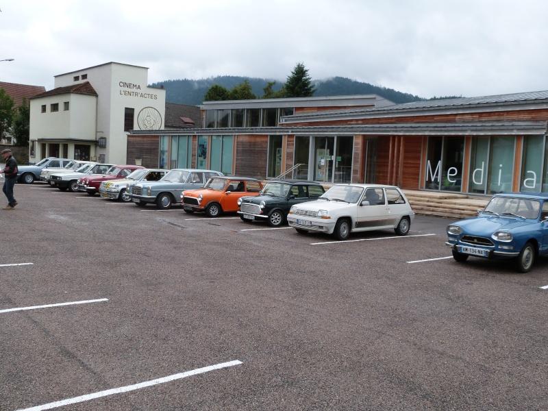 (88)[16/08/15] Benediction des autos Au Haut du tot P1090912