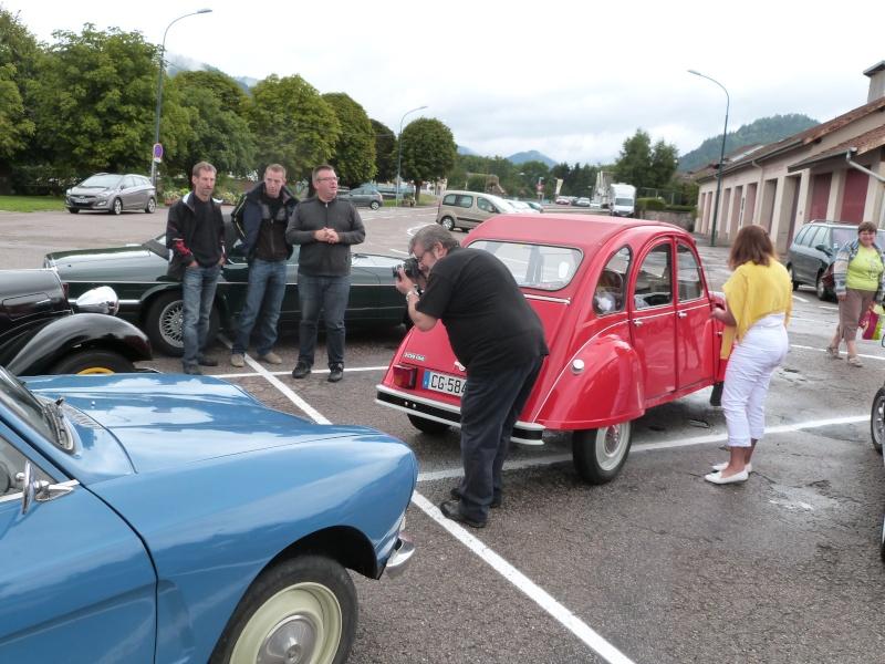 (88)[16/08/15] Benediction des autos Au Haut du tot P1090913