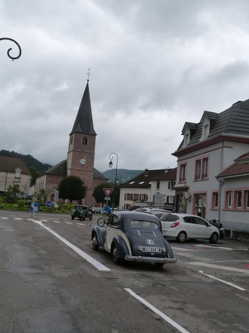 (88)[16/08/15] Benediction des autos Au Haut du tot P1090915