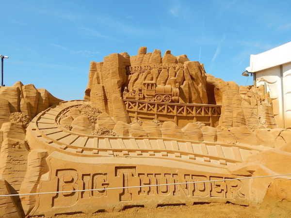 Sculpures sur sable Disney - News Touquet p.1 ! Big_th10