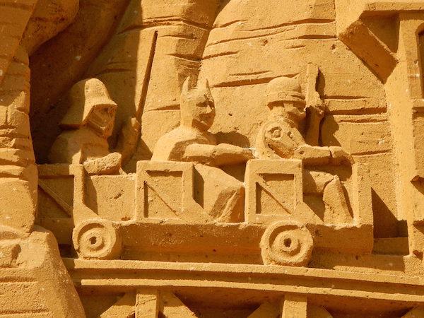 Sculpures sur sable Disney - News Touquet p.1 ! Big_th11