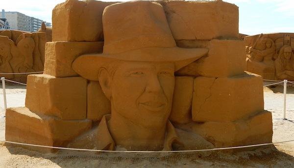 Sculpures sur sable Disney - News Touquet p.1 ! Ndi10