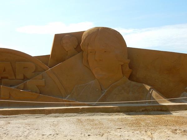 Sculpures sur sable Disney - News Touquet p.1 ! Star_w10