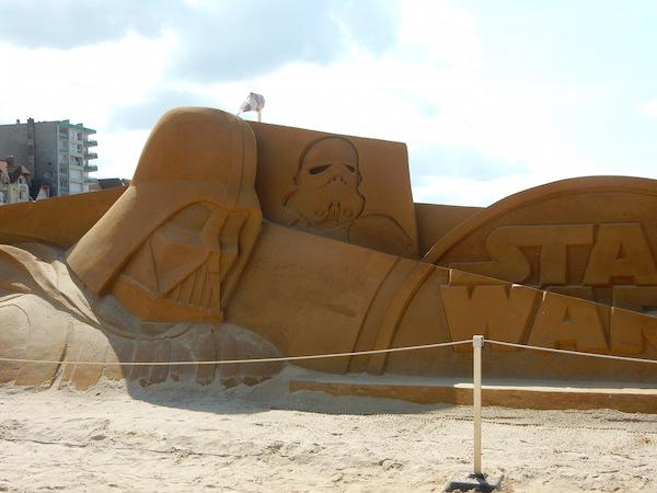 Sculpures sur sable Disney - News Touquet p.1 ! Star_w11