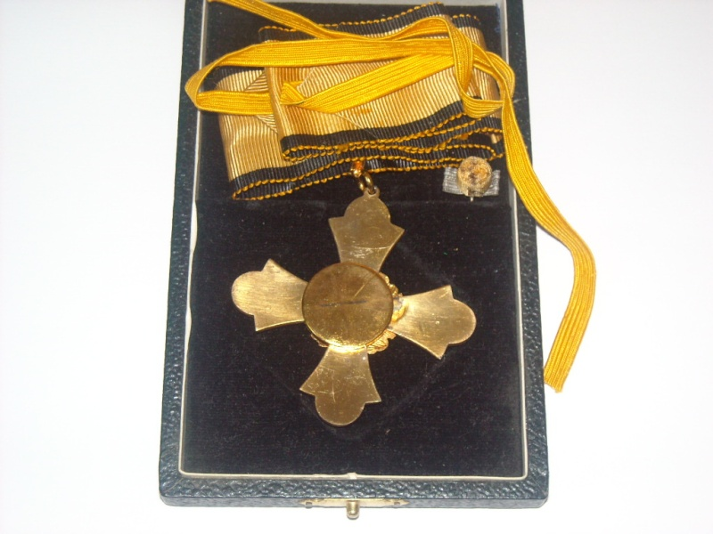 COMMANDEUR ORDRE DU PHENIX DE GRECE-BAISSE DU PRIX Dscn6013