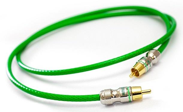 Black Rhodium Rondo 75 ohms Digital Audio Cable - 1m Blackr11
